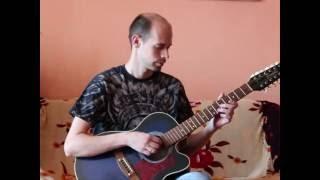 Metallica - Nothing else matters на акустической гитаре