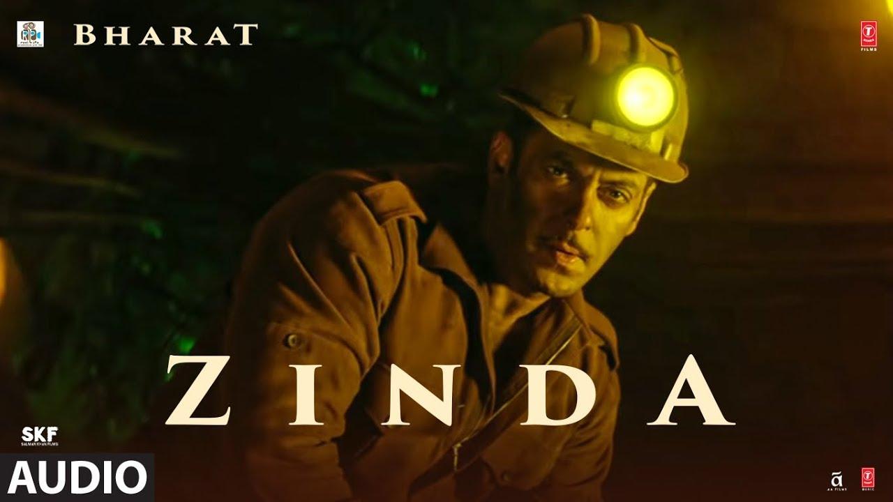 Full Audio: 'Zinda' Song - Bharat | Salman Khan | Julius Packiam & Ali Abbas Zafar ft Vishal Dadlani Watch Online & Download Free