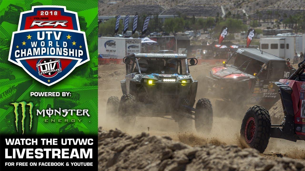 2018 Polaris RZR UTV World Championship powered by Monster
