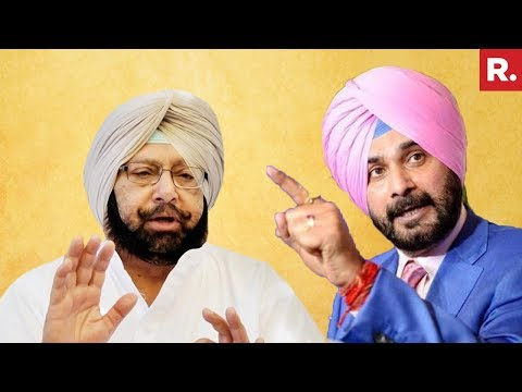 WATCH: Sidhu Openly Mocks Captain Amarinder Singh, Asks 'Kaun Captain?'