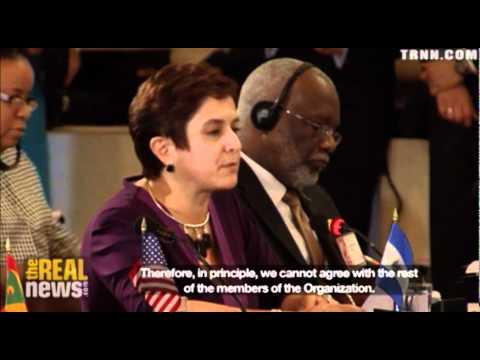 Honduras rejoins OAS, Ecuador votes no