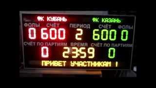 Универсальное спортивное табло (1600 х 800 х 60 мм)(, 2014-08-02T11:45:39.000Z)