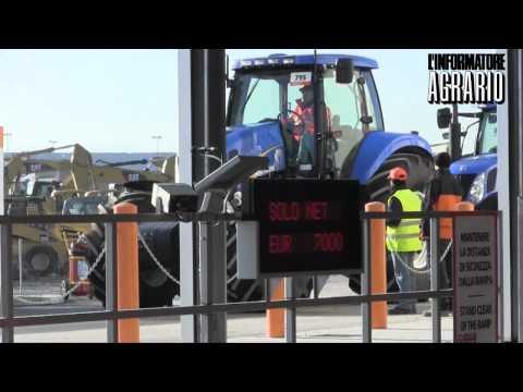 Asta macchine agricole Ritchie Bros. 7 dicembre 2011