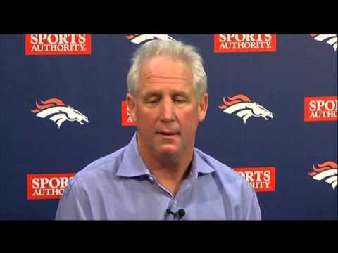 "Broncos Head Coach: ""I"