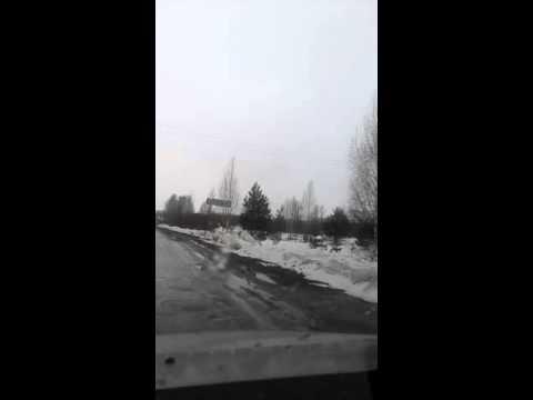 шахунья - акаты - отлом 2016 весна