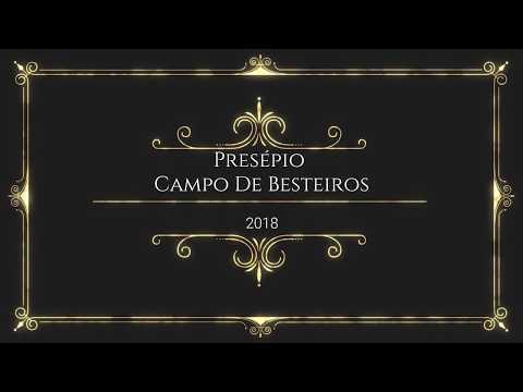 Presépio Campo de Besteiros 2018