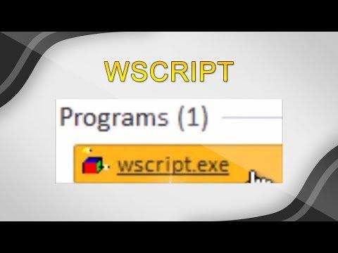 Como remover o vírus Wscript e outros vírus do computador - Rápido, Simples e Prático