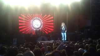 Whitesnake - Ain't no love in the heart of the city (Barcelona 2013)