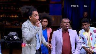 Download lagu Aksi Berbakat Reinold Bernyanyi Mengunakan Suara Komodo