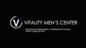 Testosterone Regeneration vs Replacement Therapy: Which is Right for Me?