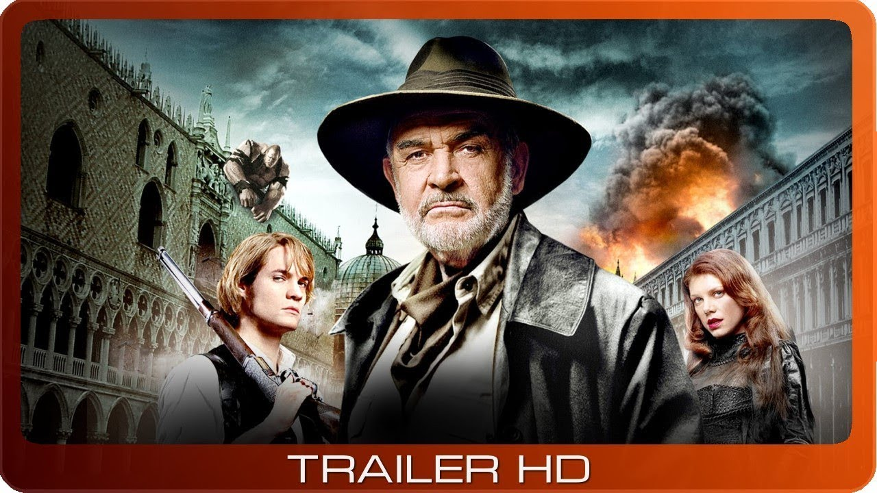 The League Of Extraordinary Gentlemen 2003 Trailer Youtube
