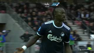 Vejle Boldklub - F.C. København (21-10-2018)