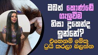 ඔබත් කොණ්ඩේ ගැලවීම නිසා දුකෙන්ද ඉන්නේ ? එහෙනම් මේක බලන්න | Piyum Vila | 25 - 03 - 2021 | SiyathaTV Thumbnail