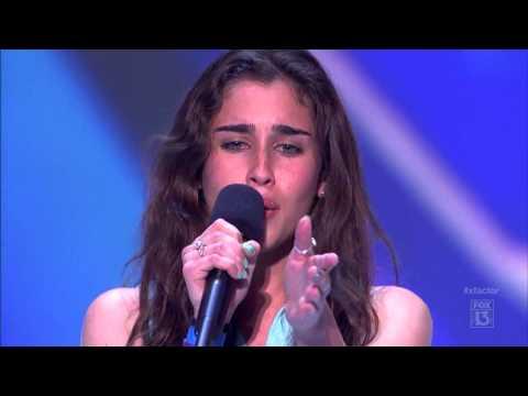 Lauren Jauregui X-Factor Audition