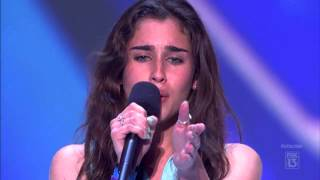 Lauren Jauregui X-Factor Audition