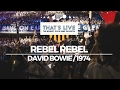watch he video of Rebel Rebel - Rockin'1000 That's Live Official