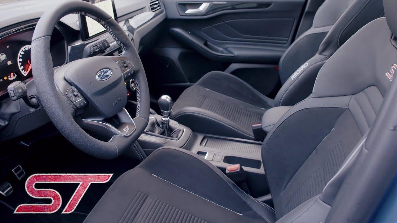 2020 Ford Focus St Interior