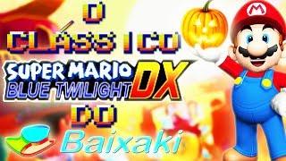 O CLÁSSICO SUPER MARIO BLUE TWILIGHT DX COM SONIC !( Curiosidades dos Jogos Games Análise fan game )