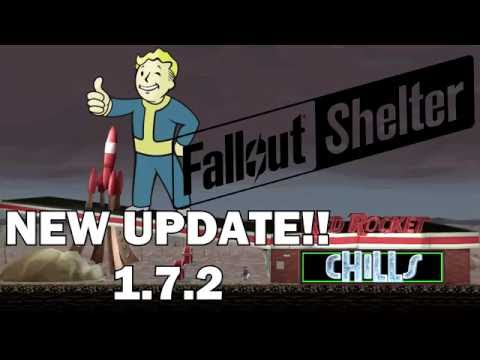 Fallout Shelter NEW UPDATE!!! 1.7.2 NEW Limited Quests // Bottle And Cappy Are Here!! PC Gameplay