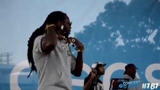 """2 Chainz Performing """"Birthday Song"""" Live in Washington DC #CDTBT"""