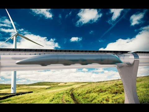 What Is Hyperloop? Cenk Uygur Interviews Hyperloop Transportation Technologies CEO And COO