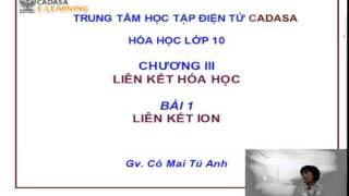 Bài giảng môn hóa lớp 10 - Chương. Liên kết hóa học - Bài 1. Liên kết ion