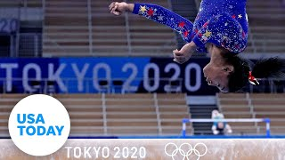 What are 'the twisties?' How do gymnasts like Simone Biles deal with them? | USA TODAY