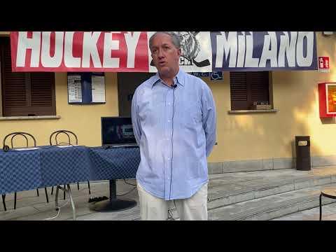 Hockey Milano Bears: intervista a Massimo Da Rin, nuovo head coach