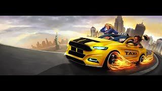 Crazy Driver Taxi Duty 3D 2