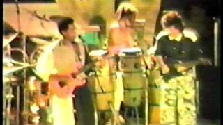 Gilberto Gil no FESPAC Senegal - 1987