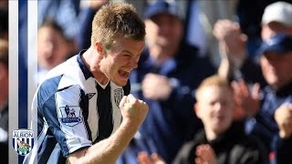 ALBION ARCHIVE: Chris Brunt goals for West Bromwich Albion (11-20)