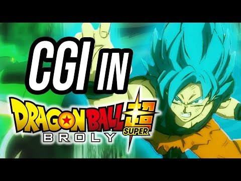 Dragon Ball Super Broly CGI