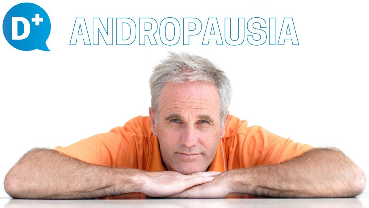 como se llama la menopausia del hombre