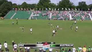 WU23 2015   USA vs Australia (Mixed) - Final