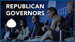 A Conversation with Republican Governors: What the Future Holds