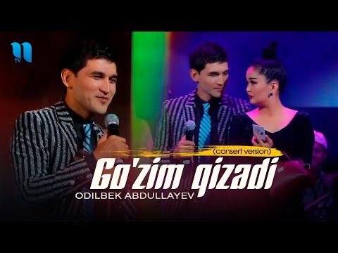 Odilbek Abdullayev – Go'zim qizadi (consert version 2021)