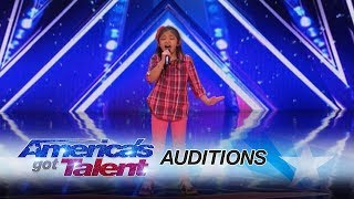 Angelica Hale: BLOWS AUDIENCE AWAY WITH A POWERFUL VOICE!! MUST WATCH! Americas got talent