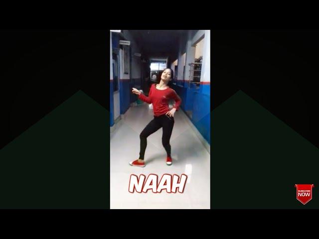 Naah|| Hardy Sandhu feat.|| Nora Fatehi|| by Ankita Singh