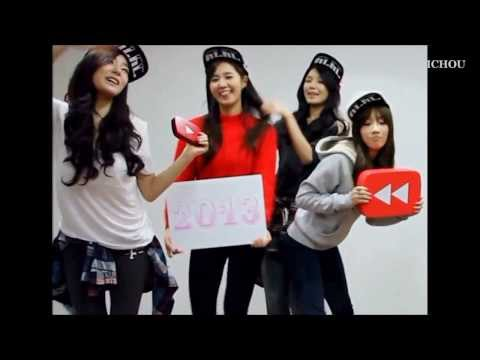 SNSD 「YouTube Rewind 2013」 Edited Ver.