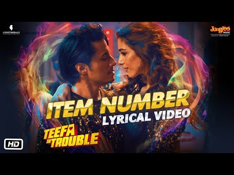 Teefa In Trouble | Item Number | Lyrical Video | Ali Zafar | Aima Baig | Maya Ali | Faisal Qureshi