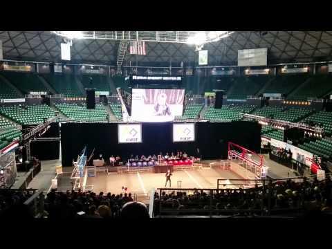 Nick Selby FRC Hawaii Regionals Speech