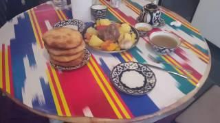 Узбекский суп Шурпа из баранины