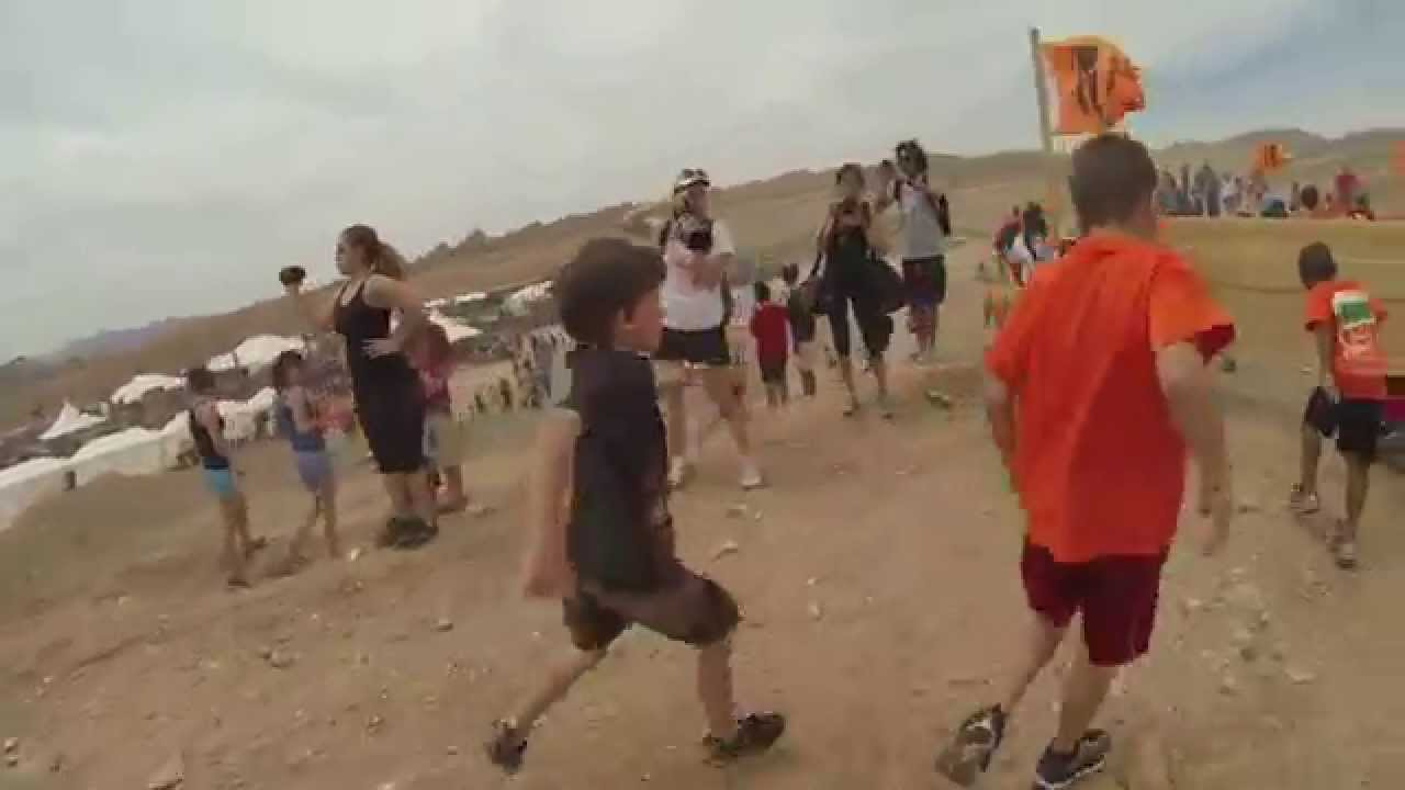 Spartan Race Las Vegas >> Spartan Kids Race Las Vegas 2013 - YouTube