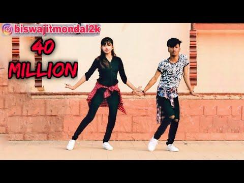 Uncha Lamba Kad Dance  New  Biswajit Mondal Choreo