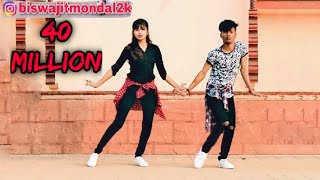 Gambar cover Uncha Lamba Kad Dance Video New Version Biswajit Mondal Choreo