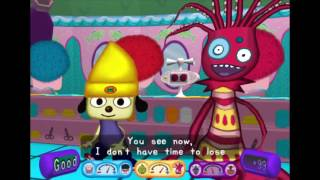 PaRappa the Rapper 2 | Stage 5 (Hair Scare) Max Difficulty
