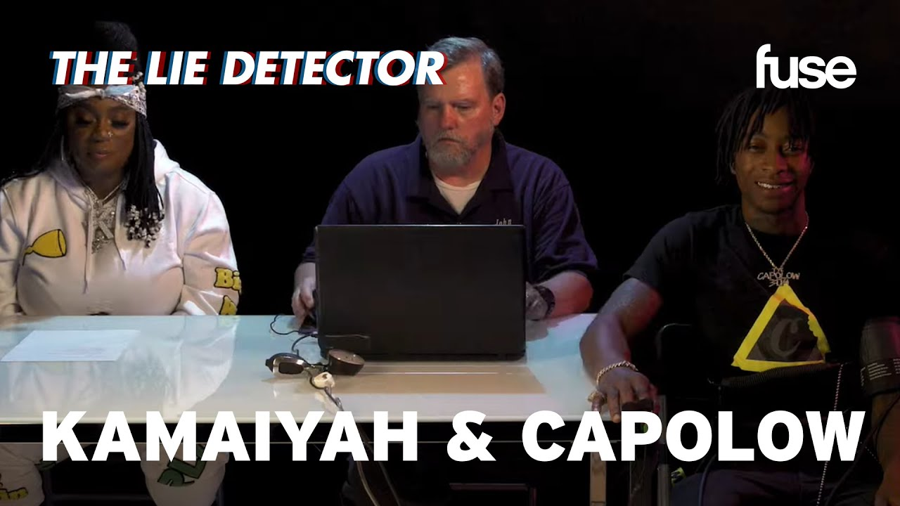 Kamaiyah & Capolow Takes a Lie Detector Test: Who Contributed More To Their Song