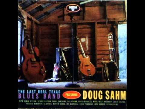 Doug Sahm - T-Bone shuffle (live)