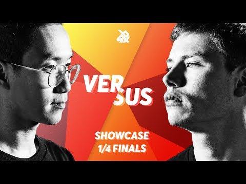 TRUNG BAO Vs D-LOW     Grand Beatbox SHOWCASE Battle 2018     1/4 Final