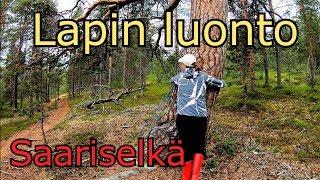 Lapin erämaat-Saariselkä-Tunturit-Joet-UKK Puisto-Lapin luonto
